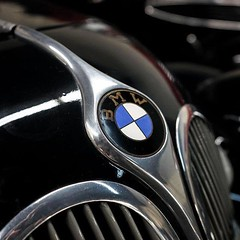 #TBT: Tradition through the times—the iconic #BMW roundel has remained relatively unchanged. #321 - photo from bmwusa