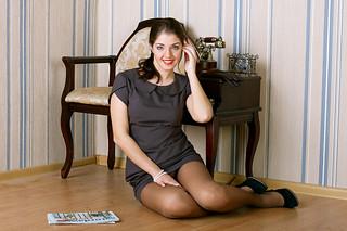Arinka, pantyhose feelings