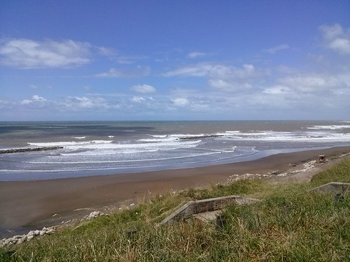 Acantilados, Mar del Plata.