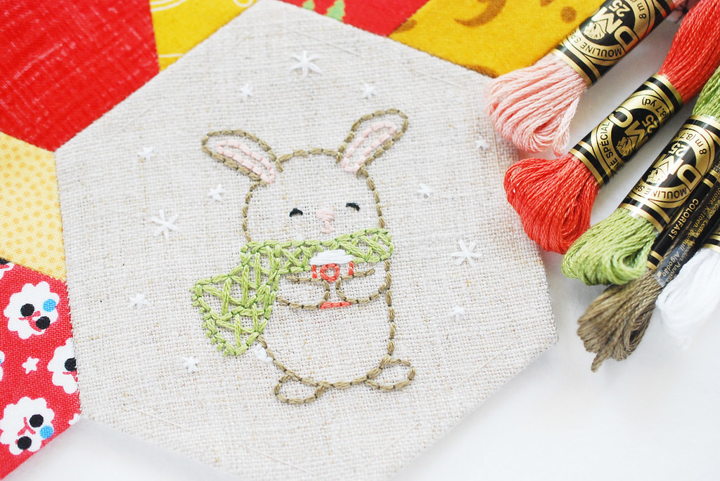 Holiday Stitching Club