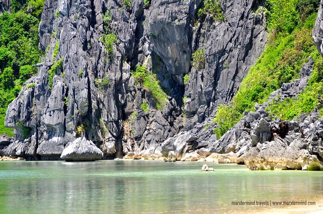 Black Island Palawan