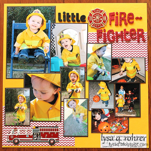 Lil Firefighter