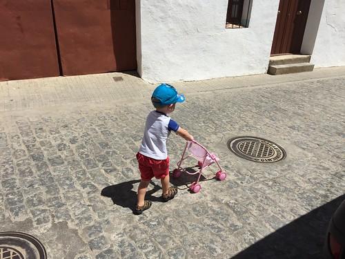 Ian Summer Walking