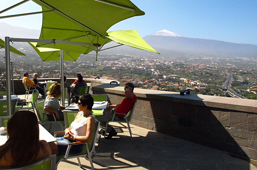 Humboldt's Mirador, La Orotava, Tenerife