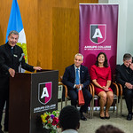 The Blessing of Arrupe College