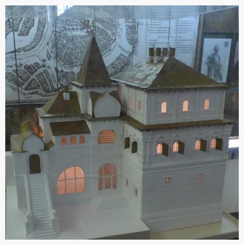 Romanov-pajarien talo