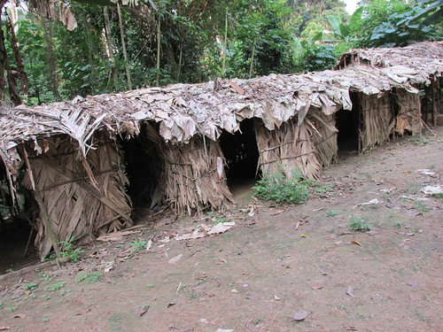 dormitory at Likaka
