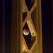 Super Bloodmoon Eclipse through Bay Bridge Tower by Rob Kroenert
