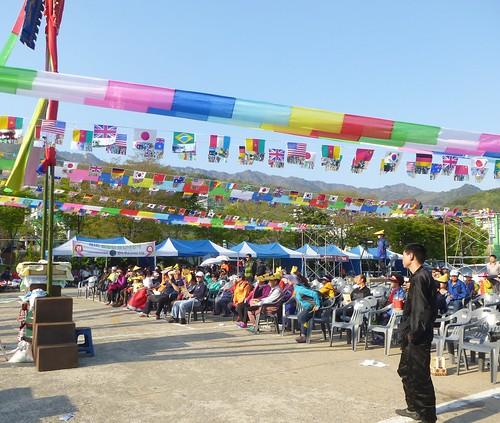 Co-Daegu-Parc Palgongsan-Fête 1 (1)