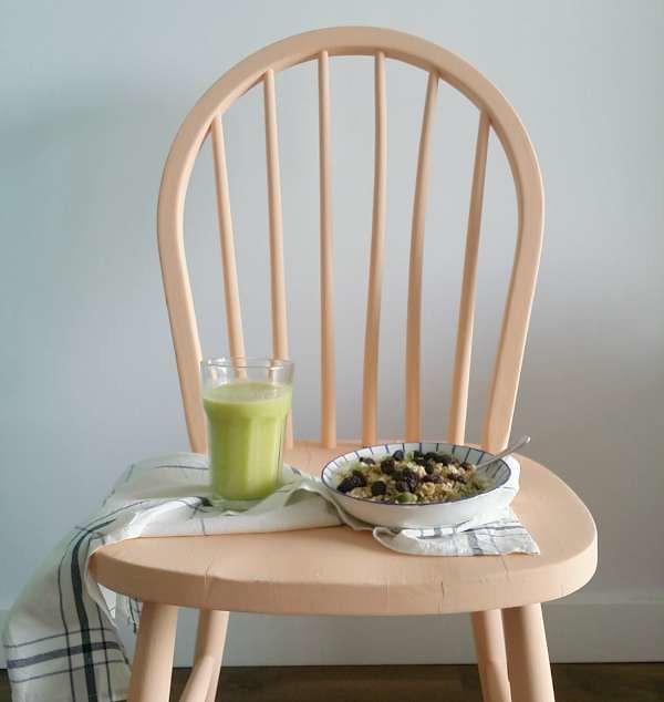 Desayuno bonito y saludable 3