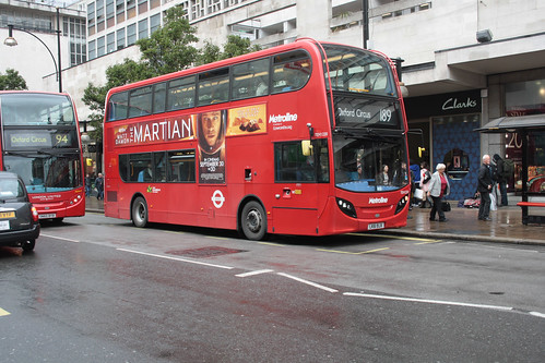 Metroline TEH1220 LK61BJX
