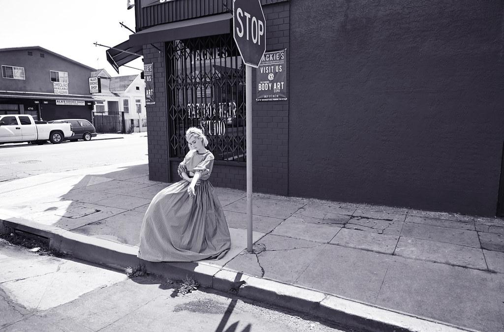 Джена Мэлоун — Фотосессия для «Glass» 2015 – 1