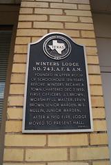 Photo of Black plaque № 18507