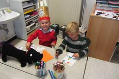 15.10.07 Thibeau en Nelle jarig 3KH