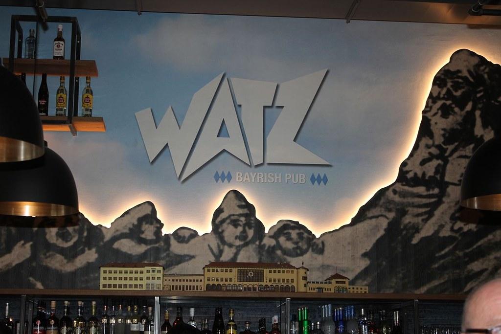 Watz Bayerisch Pub Berchtesgaden
