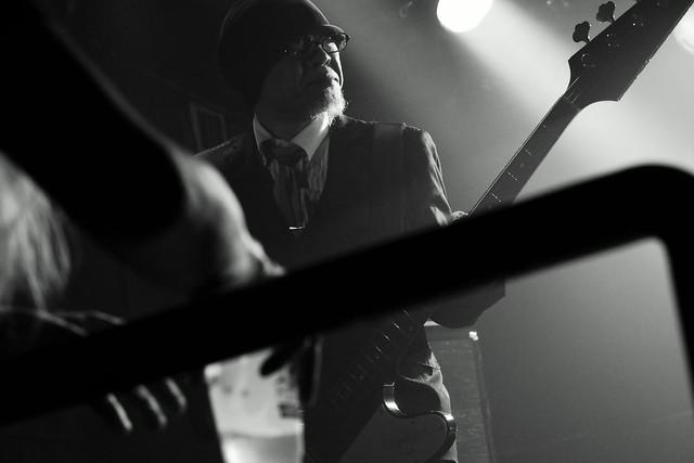 熊のジョン live at Outbreak, Tokyo, 14 Oct 2015. 407
