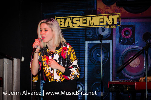 Francisca Valenzuela @Basement
