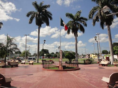 Telchac Pueblo, Yucatan