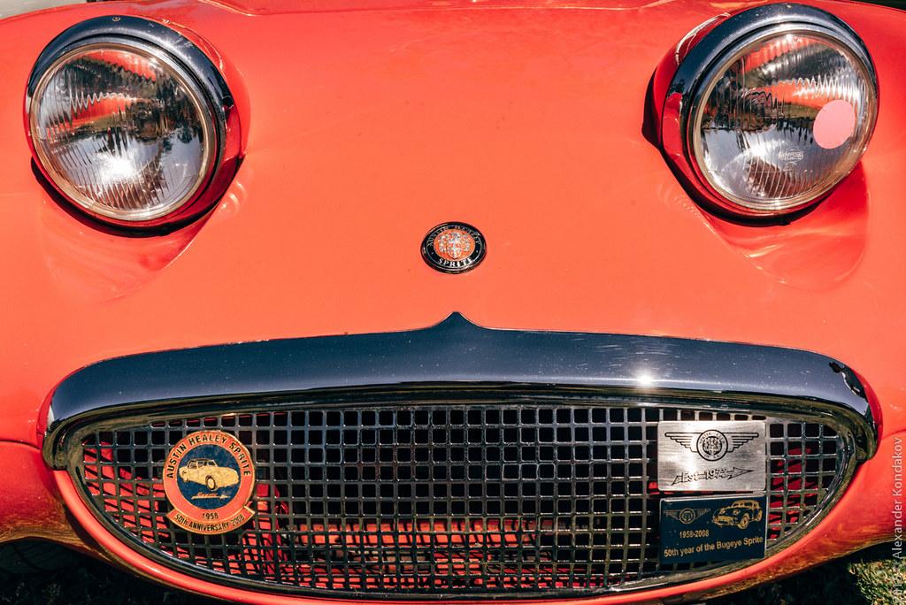 Berdwood classic car show