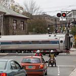 Train, Brattleboro