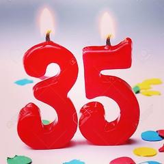 Un nuevo 16 de Noviembre y van... 35 !!!