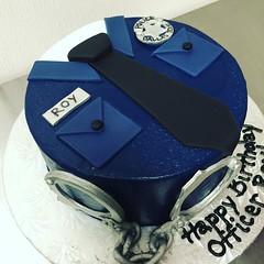 Police Cake #2