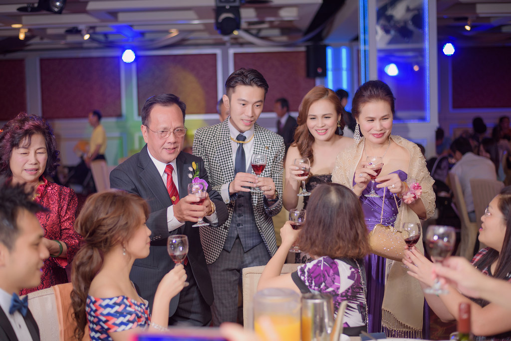 20151004京華城雅悅會館婚禮記錄 (734)
