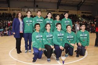 Destacada participación Selección de Basquetbol en Olimpiadas Patagónicas Bicentenario Chile - Argentina