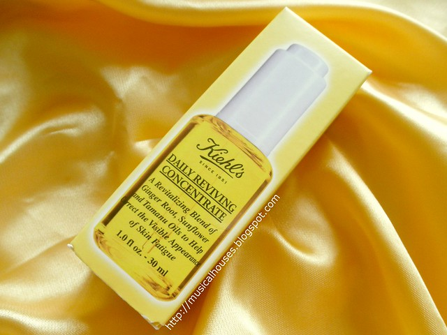 Kiehls Daily Reviving Concentrate Box