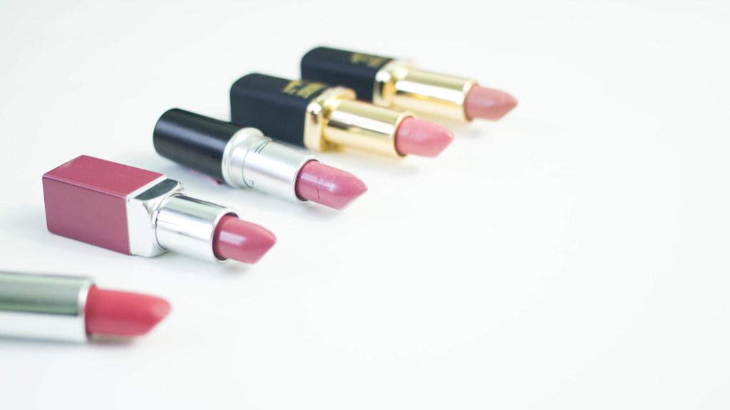Rouges à Lèvres Parfaits pour le Travail | Un Soupçon de Rose