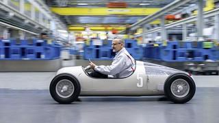 Audi impresso em 3D