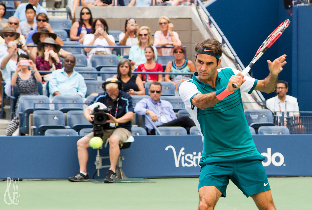 US Open Federer