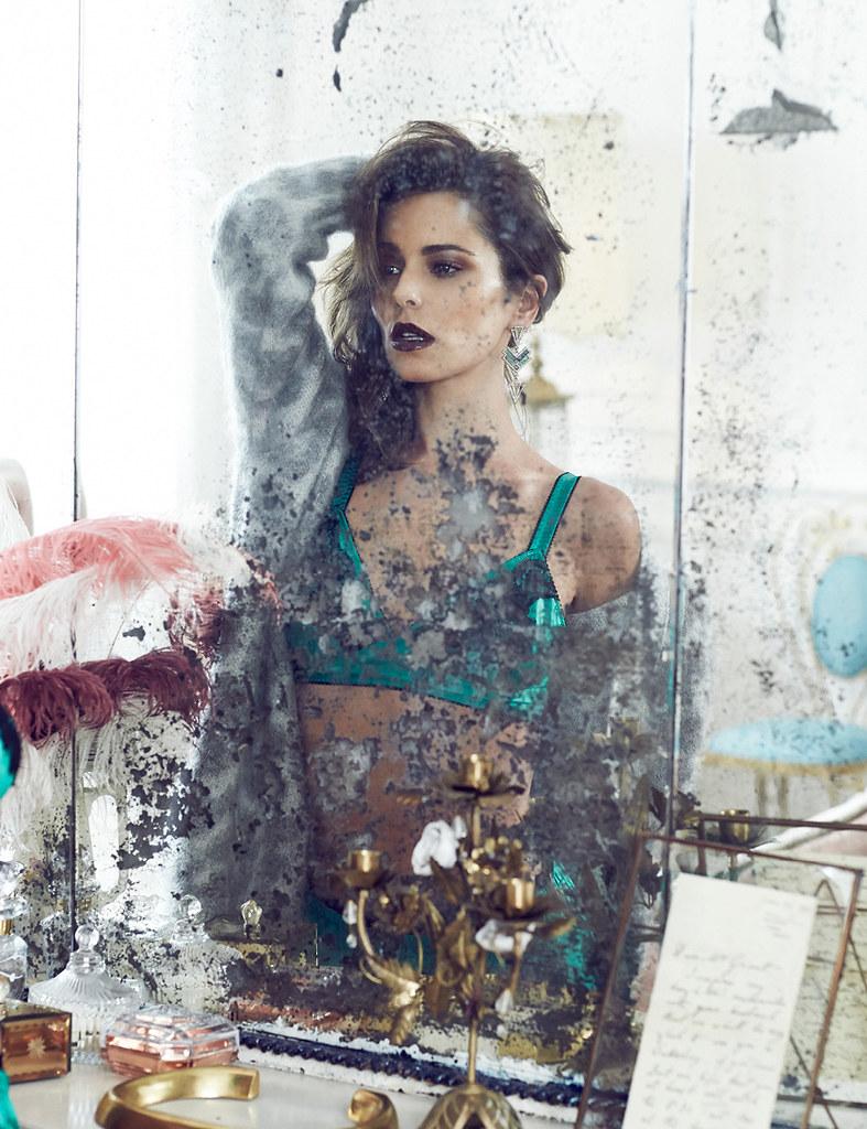 Шерил Фернандес-Версини — Фотосессия для Календаря 2015 – 5