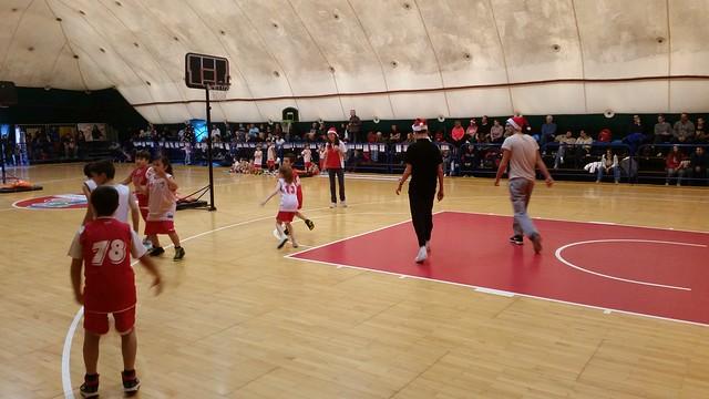 2015-2016 Festa Natale Minibasket