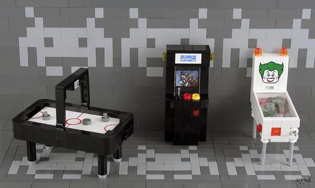 Lets play arcades!