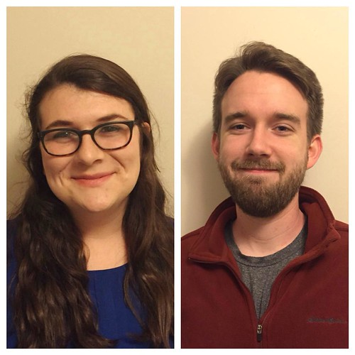 Congrats to our Wildcats of the Week, Rebecca Blair & Austin Eirk! Rebecca, a human nutrition senior, and Austin, a biology senior, were recently named recipients of the Benjamin A. Gilman International Scholarship! Their scholarships will fund studies in