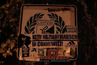 2015.12.11 Leipzig Mobilisierung gegen Neonaziaufmaersche in Connewitz (1)
