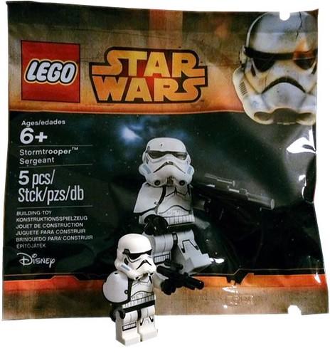 LEGO Star Wars Stormtrooper Sargent Minifigure (5002938)