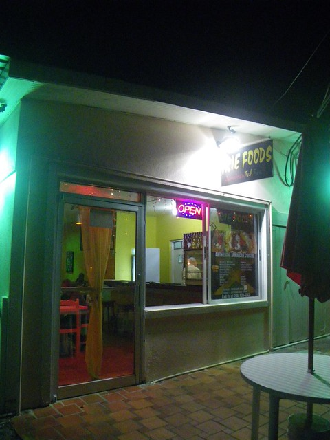 木, 2015-12-10 17:32 - Irie Foods  Dover Beach