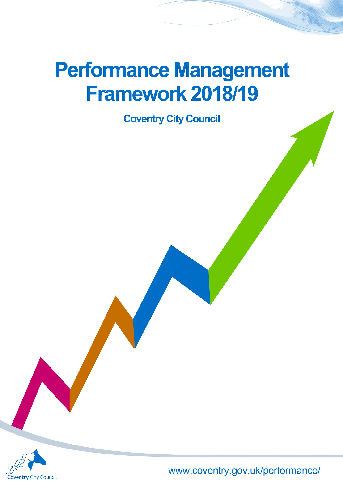 Coventry City Council's Performance Management Framework https://smarturl.it/PMF