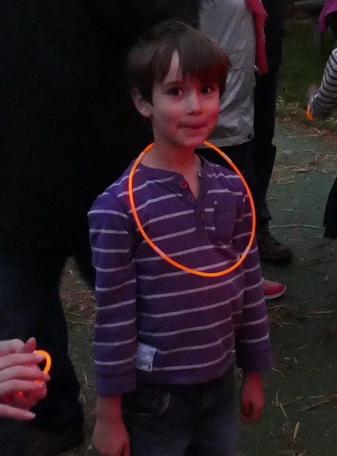 The Glowing Ring