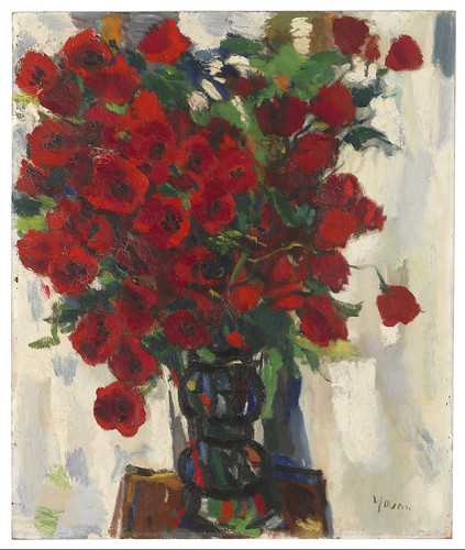 Poppies, Yovan Radenkovitch