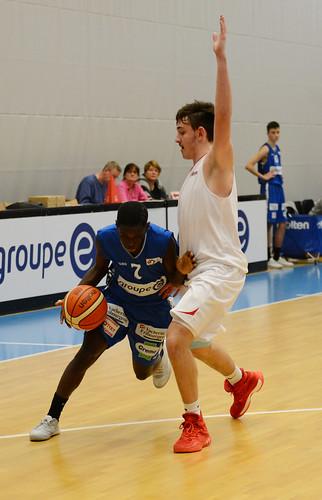 Grande Finale Fribourg Académie U16m -  Swiss Central Basket 51