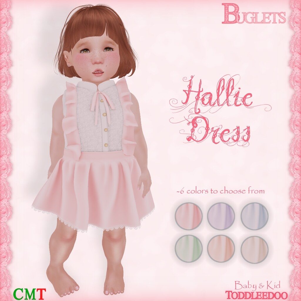 TD Hallie Dress AD - SecondLifeHub.com