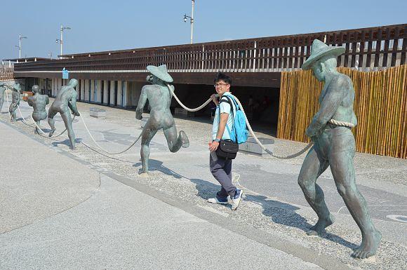 東石漁人碼頭33