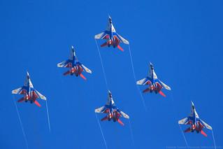 MiG-29 Strizhi (Swifts)