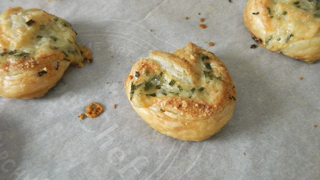 Herb Cheese Palmiers 15