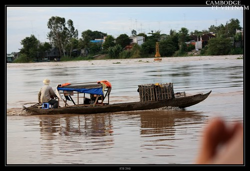 Jour 9 : 10 août 2011 : Delta du Mékong