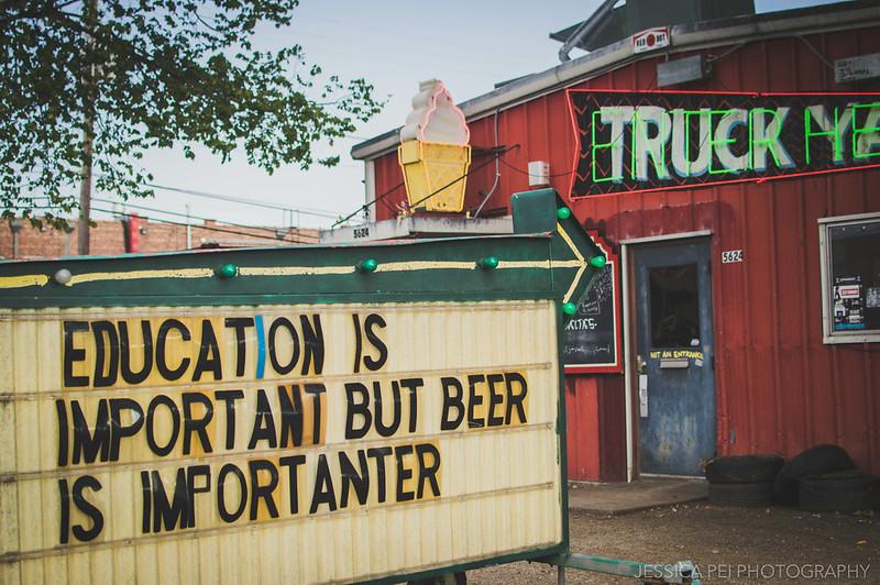 Truck Yard Dallas Texas