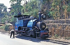 * Indien  # 12  Darjeeling  New Scan